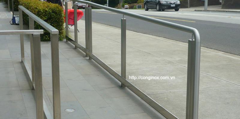 Hàng rào INOX 91