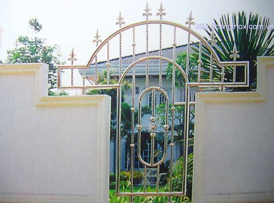 Hàng rào INOX 98